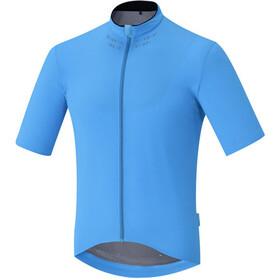 Shimano Evolve Maglietta A Maniche Corte Uomo, blu